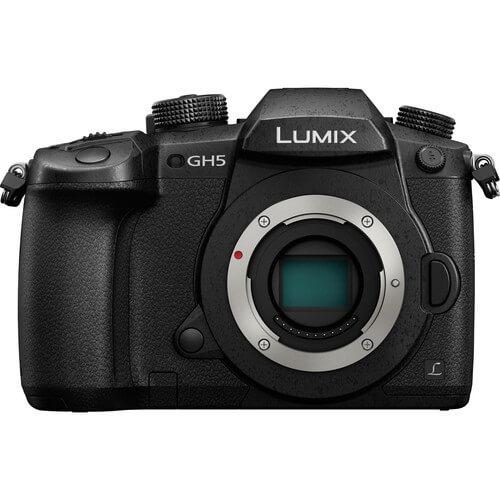 Panasonic Lumix DC-GH5 Mirrorless Digital Camera1