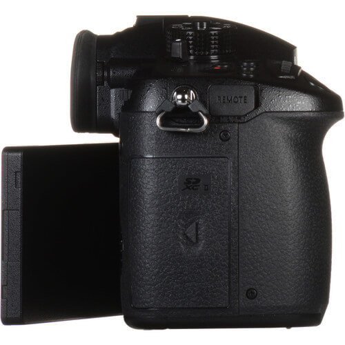 Panasonic Lumix DC-GH5 Mirrorless Digital Camera 8