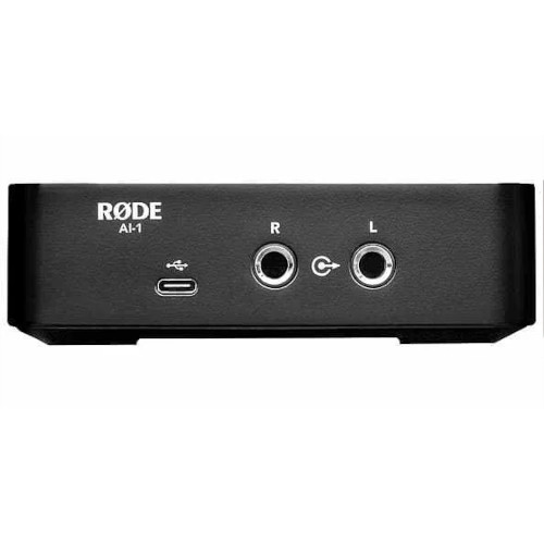 Rode AI 1 Studio Quality USB Audio Interface 1