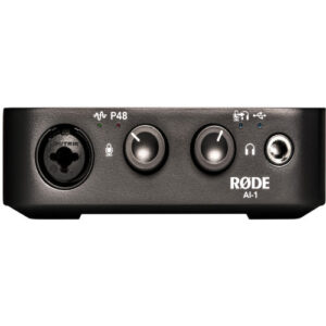 Rode AI 1 Studio Quality USB Audio Interface 4