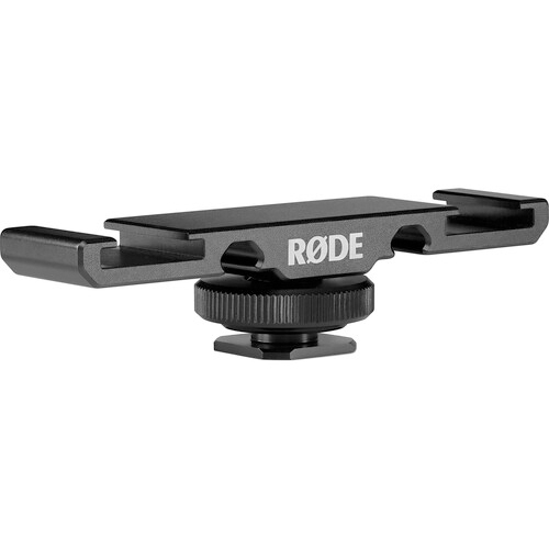 Rode DCS 1 Dual Cold Shoe Mount 1