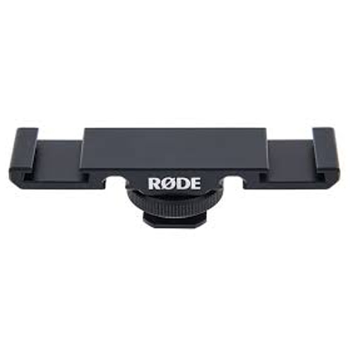 Rode DCS 1 Dual Cold Shoe Mount 4