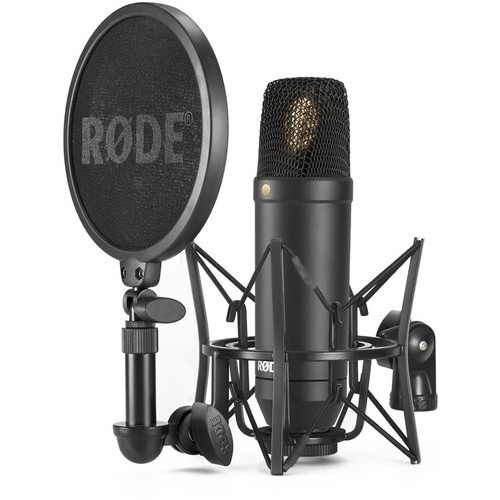 Rode NT 1 KIT 122 Cardioid Condenser Microphone 1