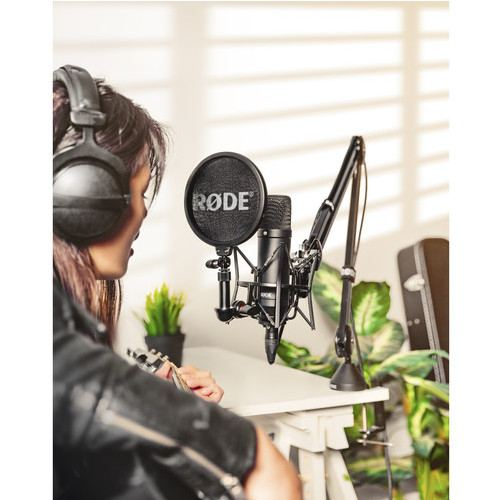 Rode NT 1 KIT 122 Cardioid Condenser Microphone 5