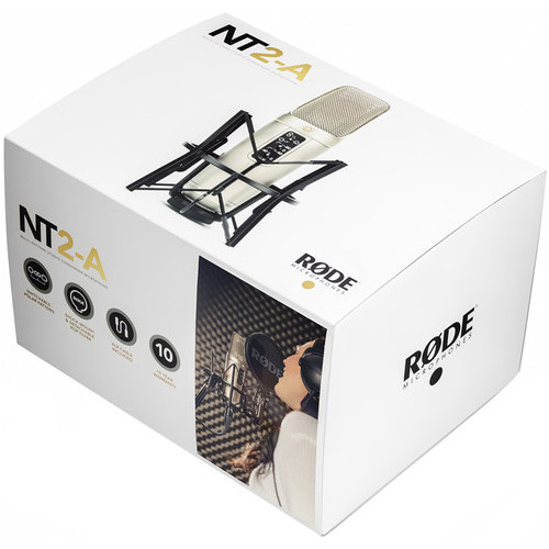 Rode NT2 A Studio Solution Package 3
