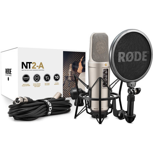 Rode NT2 A Studio Solution Package 5