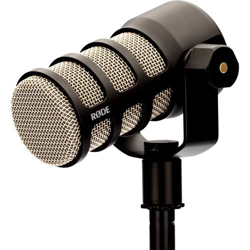 Rode PodMic Dynamic Podcasting Microphone 3