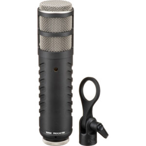 Rode Procaster Broadcast Quality Dynamic Microphone 1