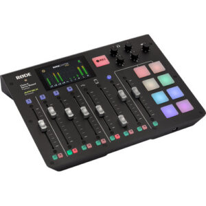 Rode RODECaster Pro Integrated Podcast 4