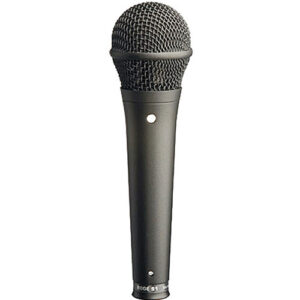 Rode S1 Supercardioid Condenser Handheld Microphone 2