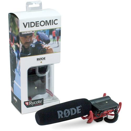 Rode VideoMic Camera Mount Shotgun Microphone 2