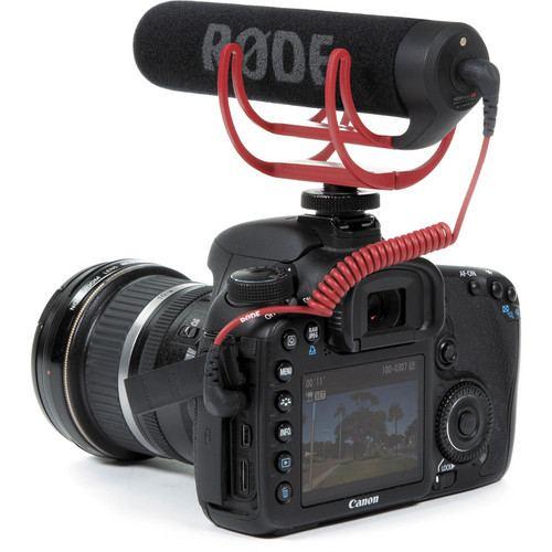 Rode VideoMic GO Camera Mount Shotgun Microphone 3