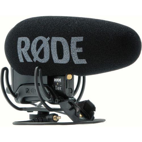 Rode VideoMic Pro Camera Mount Shotgun Microphone 1 1
