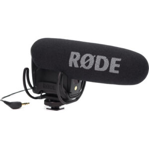 Rode VideoMic Pro Camera Mount Shotgun Microphone 4