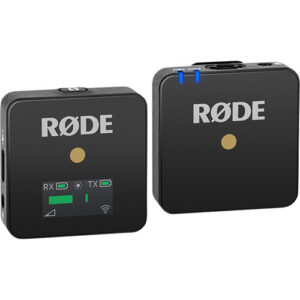 Rode Wireless GO Compact Digital Wireless Microphone System b 1