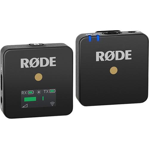 Rode Wireless GO Compact Digital Wireless Microphone System b 1