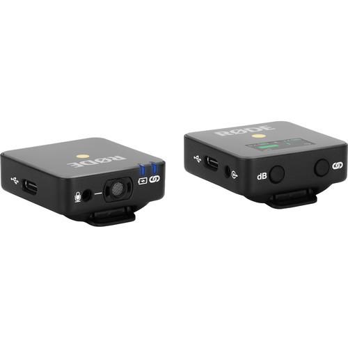 Rode Wireless GO Compact Digital Wireless Microphone System b 3