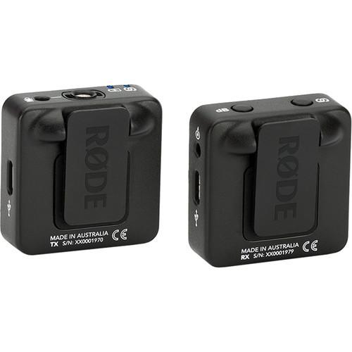Rode Wireless GO Compact Digital Wireless Microphone System b 5