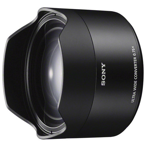 Sony 21mm Ultra Wide Conversion Lens 1