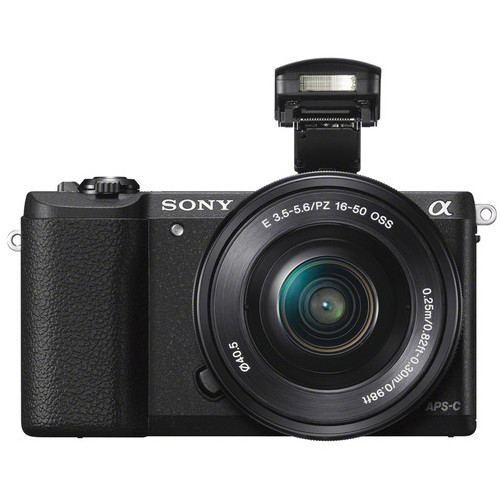 Sony Alpha a5100 Mirrorless Digital Camera 6