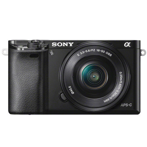 Sony Alpha a6000 Mirrorless Digital Camera 3