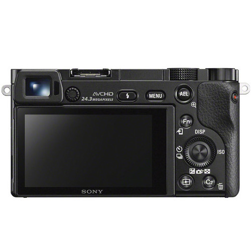 Sony Alpha a6000 Mirrorless Digital Camera 6