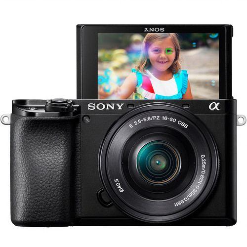 Sony Alpha a6100 Mirrorless Digital Camera 5