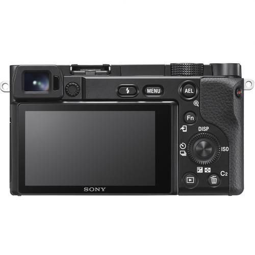 Sony Alpha a6100 Mirrorless Digital Camera 6