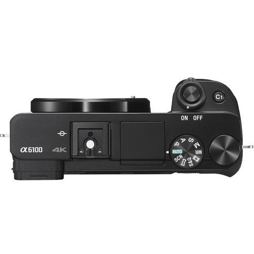Sony Alpha a6100 Mirrorless Digital Camera 7