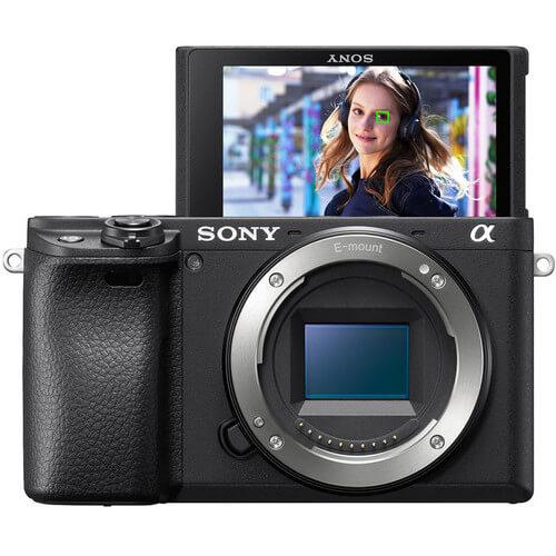 Sony Alpha a6400 Mirrorless Digital Camera 5