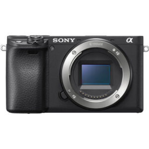 Sony Alpha a6400 Mirrorless Digital Camera 6