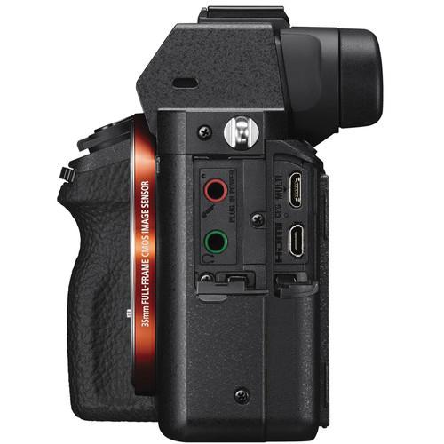 Sony Alpha a7ii Mirrorless Digital Camera 2