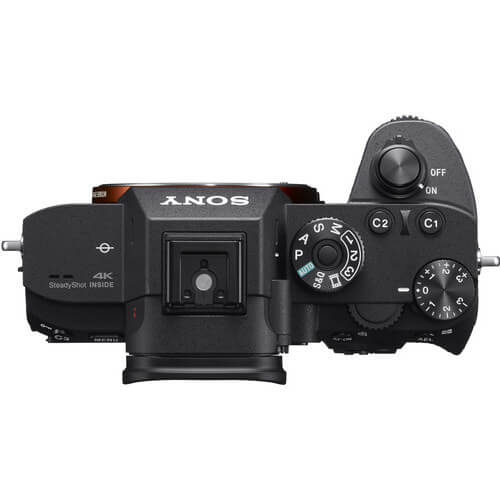 Sony Alpha a7r iii Mirrorless Digital Camera 4