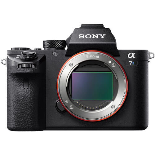 Sony Alpha a7s ii Mirrorless Digital Camera 1