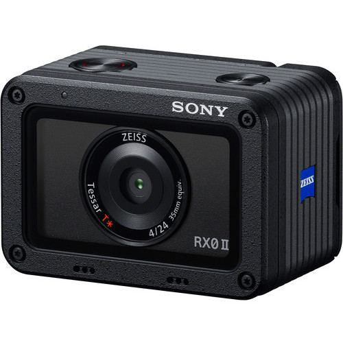 Sony Cyber shot DSC RX0 II Action Camera 6