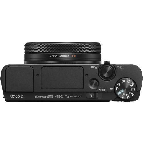 Sony Cyber shot DSC RX100 VI 3