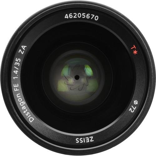 Sony Distagon T FE 35mm f1.4 ZA Lens 1