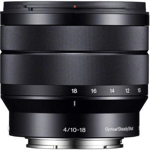 Sony E 10 18mm f4 OSS Lens 2