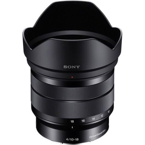Sony E 10 18mm f4 OSS Lens 4
