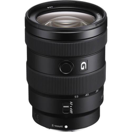 Sony E 16 55mm f2.8 G Lens 1