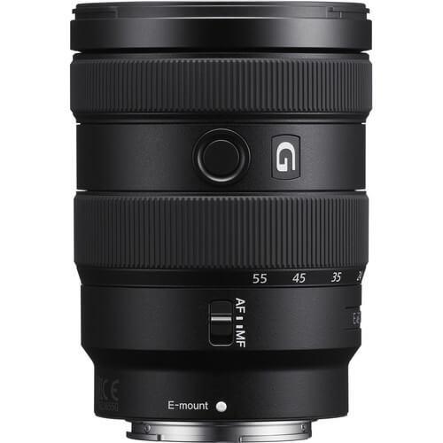 Sony E 16 55mm f2.8 G Lens 2