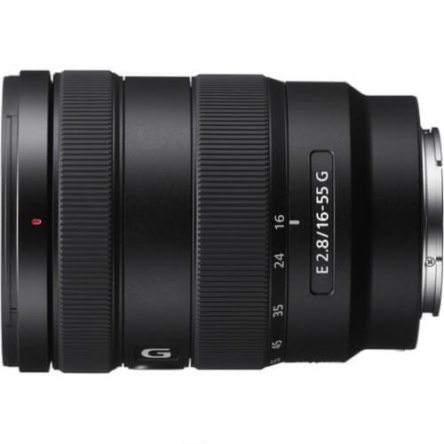Sony E 16 55mm f2.8 G Lens 3