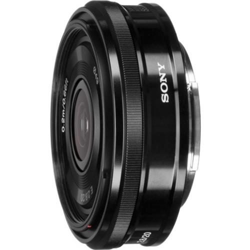 Sony E 20mm f2.8 Lens 1