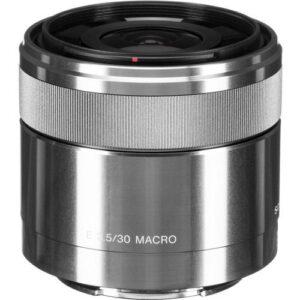 Sony E 30mm f3.5 Lens 3