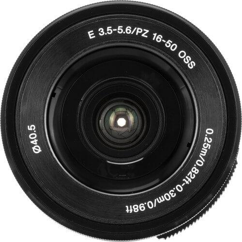 Sony E PZ 16 50mm f3.5 5.6 OSS Lens 3