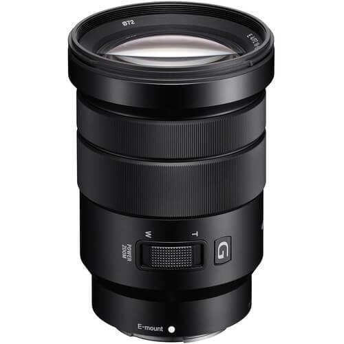 Sony E PZ 18 105mm f4 G OSS Lens 2