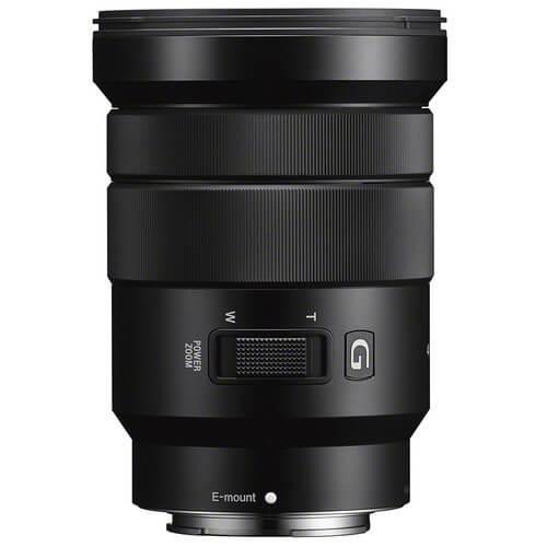 Sony E PZ 18 105mm f4 G OSS Lens 4