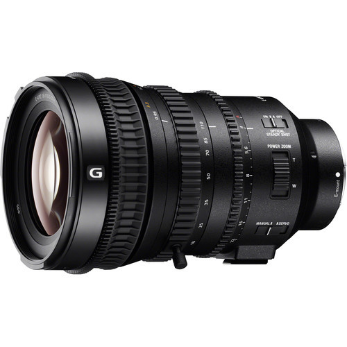 Sony E PZ 18 110mm f4 G OSS Lens 5