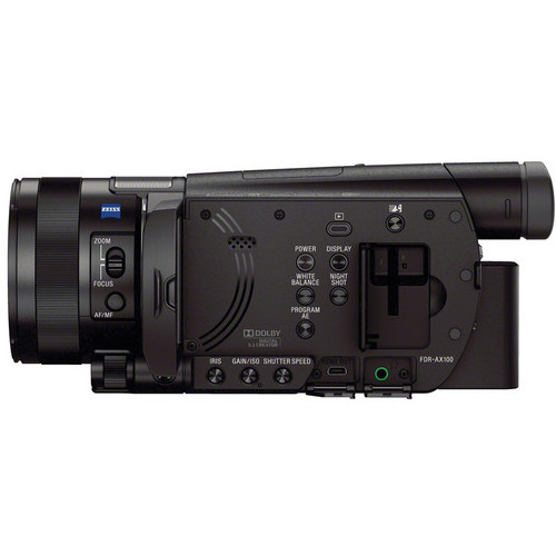 Sony FDR AX100 4K Ultra HD Camcorder 1