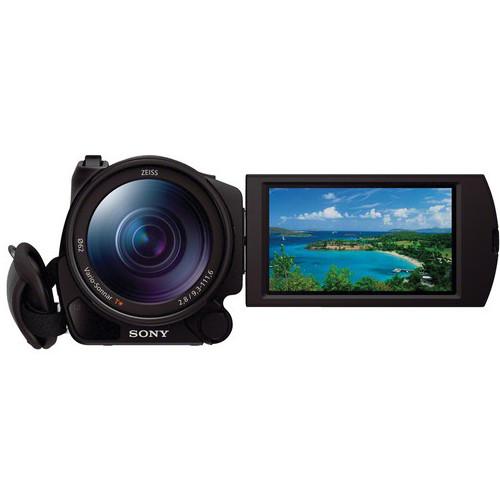 Sony FDR AX100 4K Ultra HD Camcorder 2
